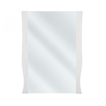 Comad Elisabeth 840 Lustro ścienne prostokątne 60x80 cm, biały transparentny ELISABETHFSC840-60