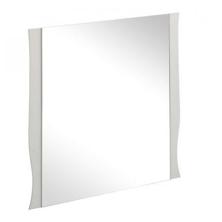 Comad Elisabeth 841 Lustro ścienne kwadratowe 80x80 cm, biały transparentny ELISABETHFSC841-80