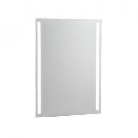Comad Mirror Luna Lustro ścienne prostokątne z oświetleniem LED 60x80 cm szkło lustrzane LUSTROTRENDY/LUNA60X80