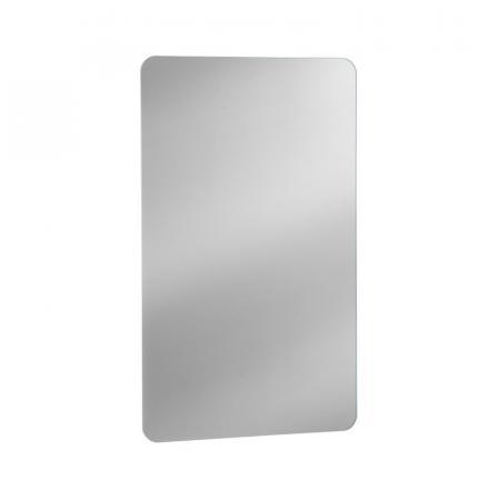 Comad Mirror Stella Lustro ścienne prostokątne z oświetleniem LED 50x80 cm szkło lustrzane LUSTRONATURA/STELLA