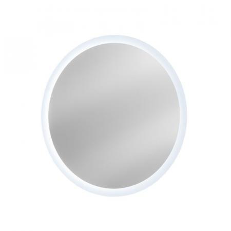 Comad Mirror Venus Lustro ścienne okrągłe z oświetleniem LED 60x60 cm szkło lustrzane LUSTROVENUS60