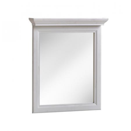 Comad Palace White 840 Lustro ścienne prostokątne 65x76 cm, biały andersen PALACEDĄBRIVIERA840-60CM