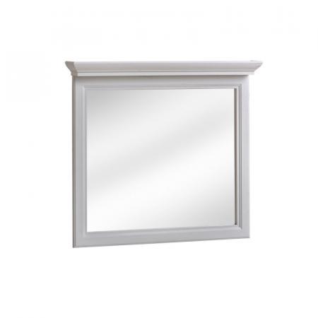 Comad Palace White 841 Lustro ścienne prostokątne 85x76 cm, biały andersen PALACEWHITE841-80CM