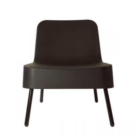 D2 Bob Fotel 56x72 cm, czarny 5090