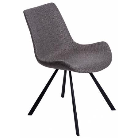 D2 Jord M Krzesło 51x59 cm, jasnoszare 71181