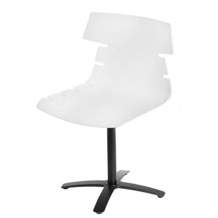 D2 Techno One Krzesło obrotowe 50x47,5 cm, białe 63812
