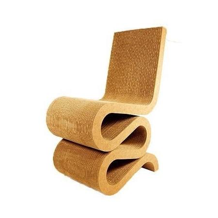 D2 Wave Krzesło inspirowane Wiggle 40x61 cm, 4980