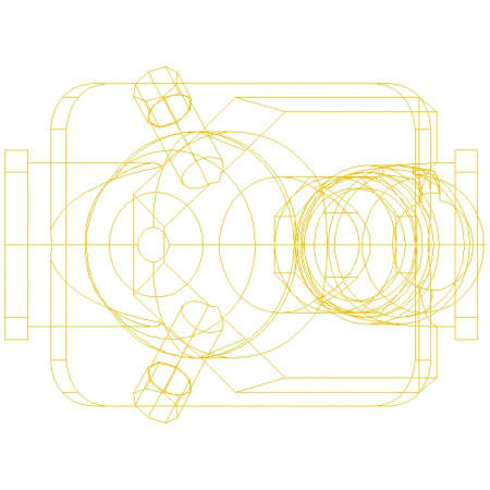 Danfoss AB-QM Zawór wielofunkcyjny automatyczny ze złączkami pomiarowymi DN 25, 003Z1214