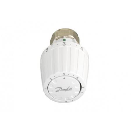 Danfoss RA 2000 Głowica termostatyczna z wbudowanym czujnikiem, biała/RAL 9016 013G2945