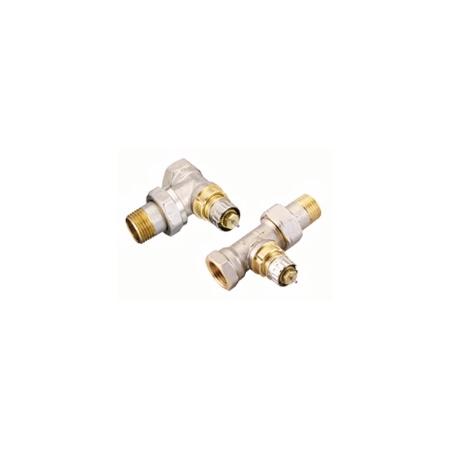 Danfoss RA-N 15 Zawór termostatyczny kątowy z nastawą wstępną KVS 0,90, 013G3913