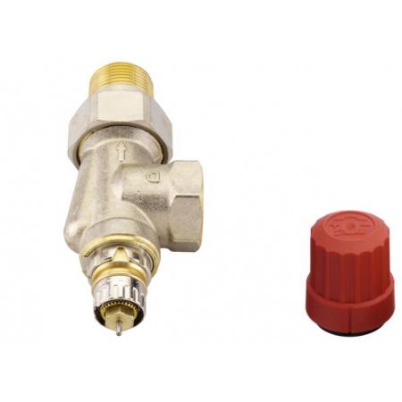 Danfoss RA-N 20 UK Zawór termostatyczny osiowy z nastawą wstępną KVS 10, 013G0155