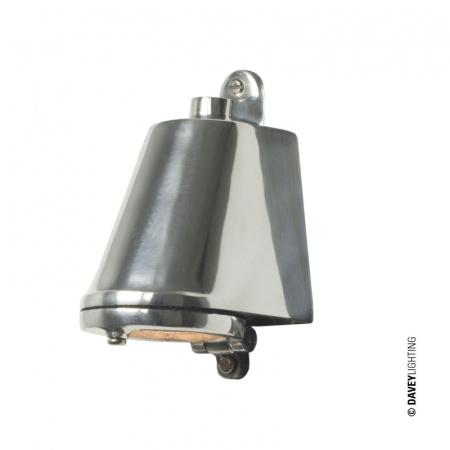 Davey Lighting Mast Light Reflektor 13,5x8 cm IP54 GX5.3 MR16, aluminiowy DP0751/AL/AN