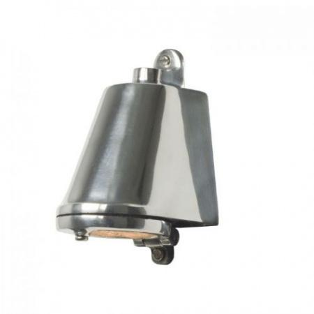 Davey Lighting Mast Light Reflektor 13,5x8 cm IP54 GX5.3 MR16, aluminiowy DP0751/AL/SD/AN