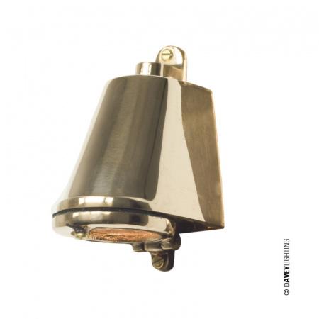 Davey Lighting Mast Light Reflektor 13,5x8 cm IP54 GX5.3 MR16, polerowany brązowy DP0751/GM/PO