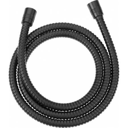 Deante Wąż prysznicowy 150 cm czarny XDCT0VLL0