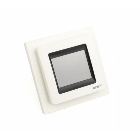 Danfoss Devireg Touch Elektroniczny termostat dotykowy biały 140F1064
