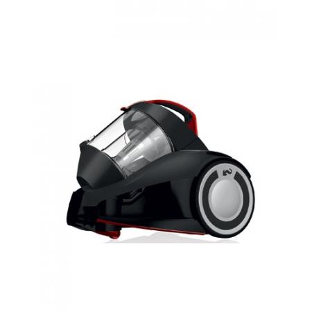 Dirt Devil Black Label Infinity CP 22 Odkurzacz bezworkowy z technologią Singlecyclone, czarny DD 3221