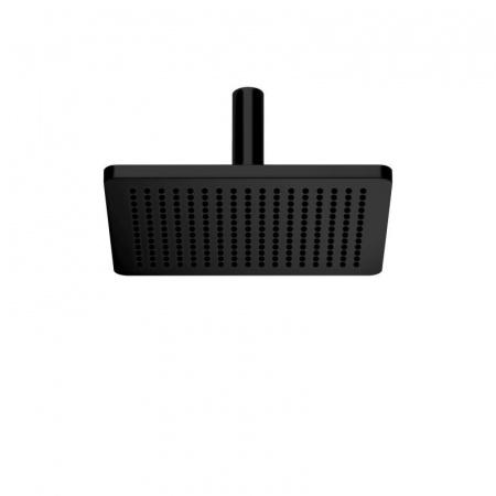 Dornbracht for Villeroy & Boch Cult Deszczownica prostokątna sufitowa 30x24 cm, czarna matowa 28796960-33