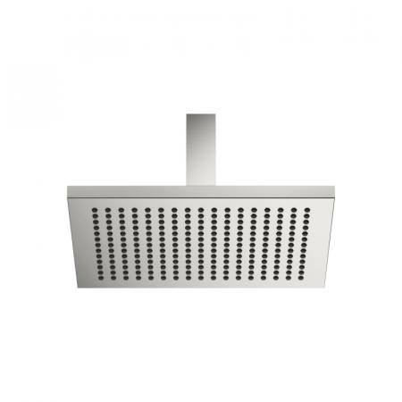 Dornbracht for Villeroy & Boch Symetrics Deszczownica sufitowa prostokątna 30x24 cm, platynowa matowa 28775980-06