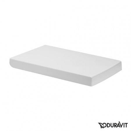 Duravit 2nd floor Deska sedesowa wolnoopadajaca, biała 0068990000