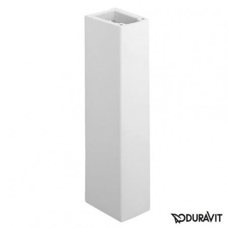 Duravit 2nd floor Postument 17x21,5 cm, biały 0863180000