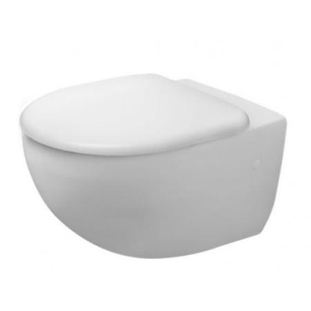 Duravit Architec Miska WC podwieszana 36,5x57,5 cm, biała z powłoką WonderGliss 25460900641