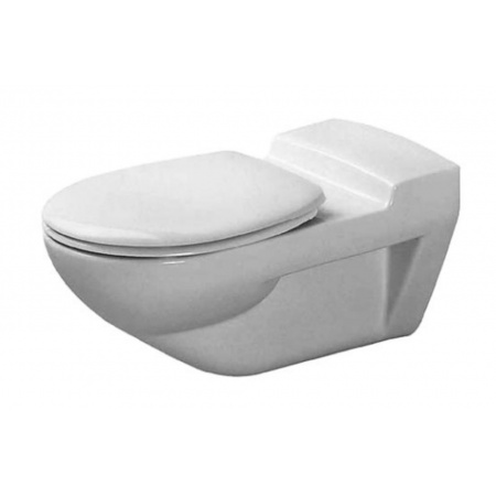 Duravit Architec Miska WC podwieszana Vital 35x70 cm, biała z powłoką WonderGliss 01900900001