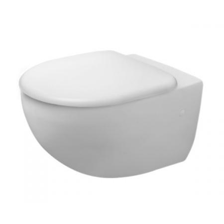 Duravit Architec Muszla klozetowa miska WC podwieszana 36x57,5 cm lejowa, biała 2546090000