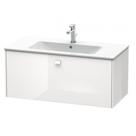 Duravit Brioso Szafka podumywalkowa 102x47,9x44,2 cm wisząca, biały połysk BR400302222