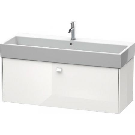 Duravit Brioso Szafka podumywalkowa 118,4x45,9x44,2 cm wisząca, biały mat BR40571818