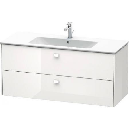 Duravit Brioso Szafka podumywalkowa 122x47,9x55,3 cm wisząca, biały mat BR41041818
