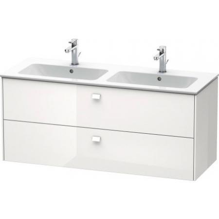 Duravit Brioso Szafka podumywalkowa 129x47,9x55,3 cm wisząca, biały mat BR41051818