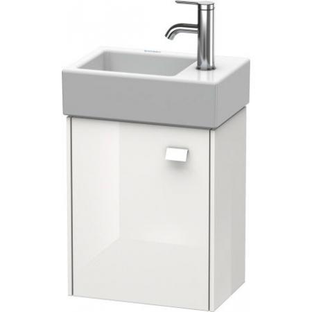 Duravit Brioso Szafka podumywalkowa 36,4x23,9x44,2 cm wisząca, biały mat BR40491818