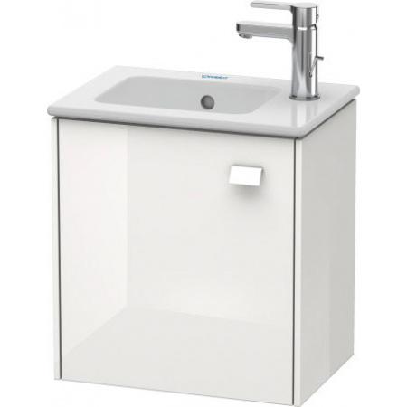 Duravit Brioso Szafka podumywalkowa 42x28,9x44,2cm, wisząca biały mat BR4000L1818