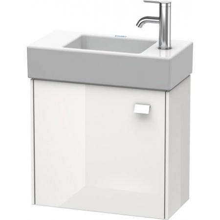 Duravit Brioso Szafka podumywalkowa 48,4x23,9x44,2 cm wisząca, biały mat BR40511818