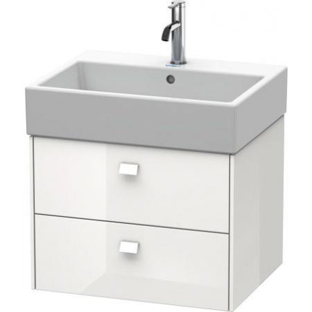 Duravit Brioso Szafka podumywalkowa 58,4x45,9x44,2 cm wisząca, biały mat BR41531818