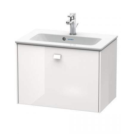 Duravit Brioso Szafka podumywalkowa 62x38,9x44,2 cm wisząca, biały połysk BR401002222