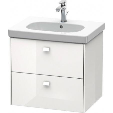 Duravit Brioso Szafka podumywalkowa 62x46,9x56,3cm, wisząca biały mat BR41451818
