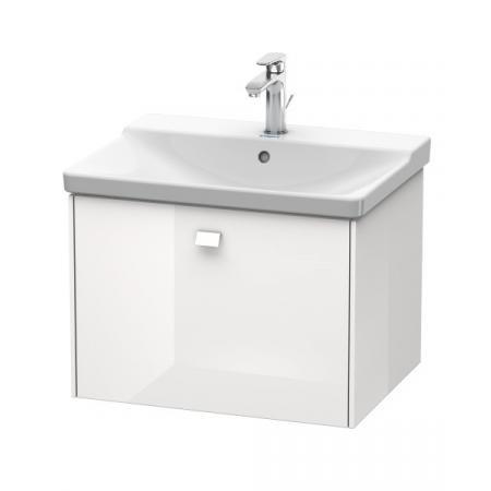 Duravit Brioso Szafka podumywalkowa 62x47,9x45 cm wisząca, biały połysk BR402002222
