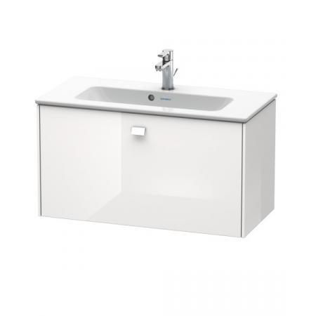Duravit Brioso Szafka podumywalkowa 82x38,9x44,2 cm wisząca, biały połysk BR401102222