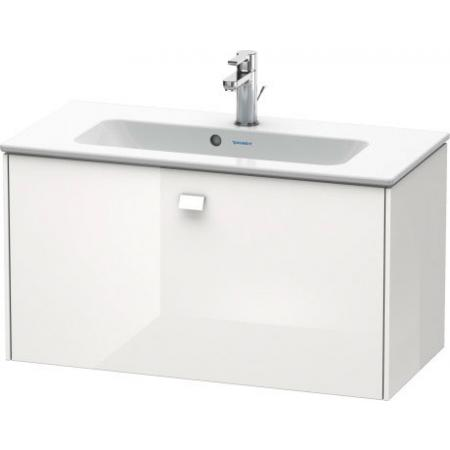 Duravit Brioso Szafka podumywalkowa 82x38,9x44,2 cm wisząca, biały mat BR4011L1818