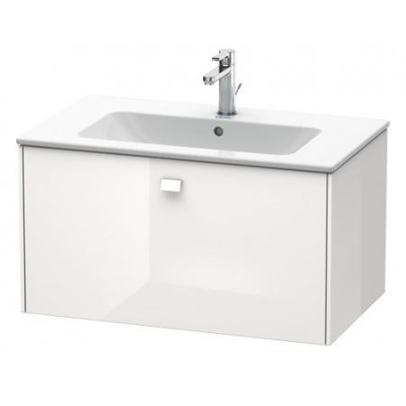 Duravit Brioso Szafka podumywalkowa 82x47,9x44,2 cm wisząca, biały połysk BR400202222
