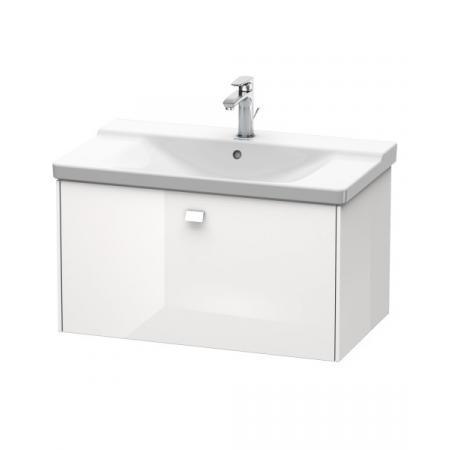 Duravit Brioso Szafka podumywalkowa 82x47,9x45 cm wisząca, biały połysk BR402102222