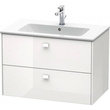 Duravit Brioso Szafka podumywalkowa 82x47,9x55,3 cm wisząca, biały mat BR41021818