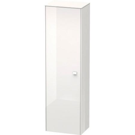 Duravit Brioso Szafka półwysoka bez nóżek 52x36x177cm, stojąca biały mat BR1331L1818