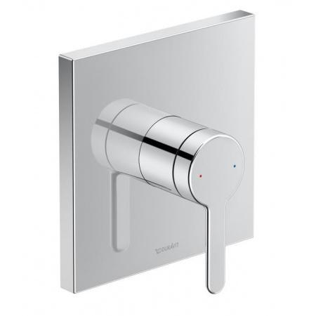 Duravit C.1 Jednouchwytowa bateria prysznicowa podtynkowa chrom C14210009010