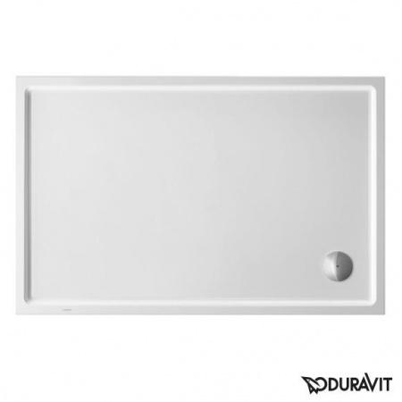 Duravit D-Code Brodzik kwadratowy 100x80 cm, biały 720106000000000