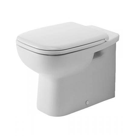 Duravit D-Code Toaleta WC stojąca 56x35,5 cm, biała 21150900002