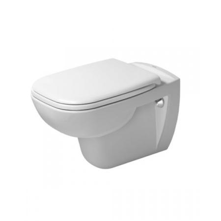 Duravit D-Code Toaleta WC podwieszana 54,5x35,5 cm HygieneGlaze, biała 25350920002