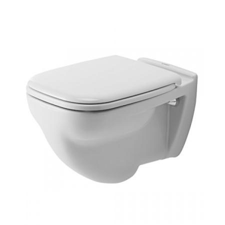 Duravit D-Code Toaleta WC podwieszana 54x35,5 cm HygieneGlaze, biała 22100920002